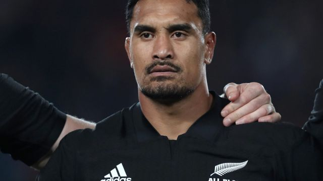 Jerome Kaino has been left out of the All Blacks' matchday squad.