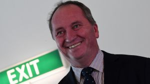 Labor and key independents are demanding Barnaby Joyce stand down from cabinet and the leadership until his fate is ...