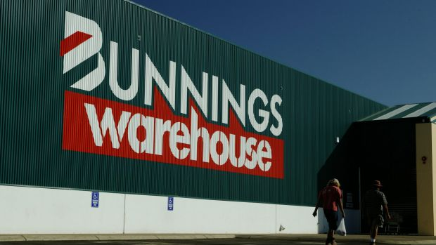 Bunnings to open on former Masters site at Majura Park