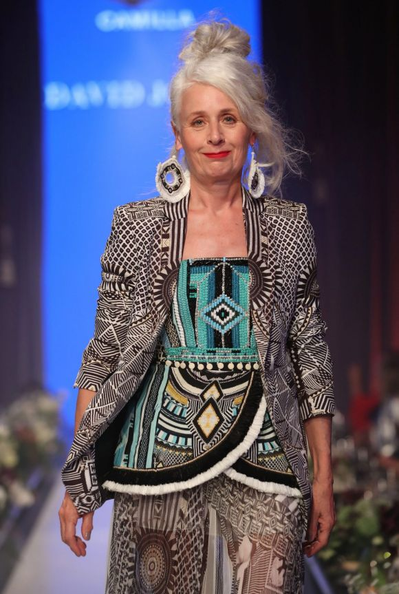 August: Australian catwalks continued to highlight more diversity, no more so than at the David Jones summer launch in ...