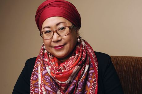 """Dr Jemilah Mahmood: """"If I gave up, I wouldn't be doing justice to those who gave their lives."""""""