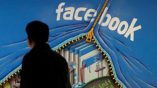 Facebook's global vice-president of tax and treasury Ted Price said the US company had been under Tax Office audit.