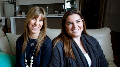 Dannielle Michaels and Monique Filer are the founders of b.box for kids.