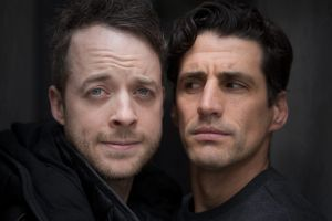 Hamish Blake and Andy Lee are getting ready to shoot a second season of their TV show True Story.