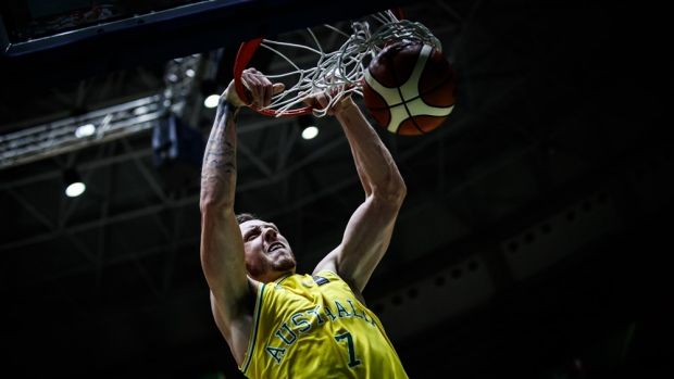 Tall Blacks march on in Asia Cup