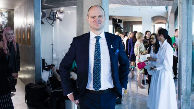 Myer chief Richard Umbers happy with his new 'cohesive' team after Daniel Bracken departure