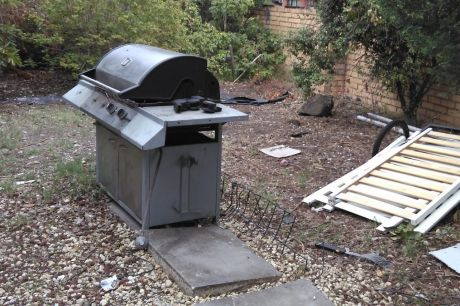 A push to clean up Victoria's rooming house industry begins next Thursday. (Picture supplied by residents of rooming ...