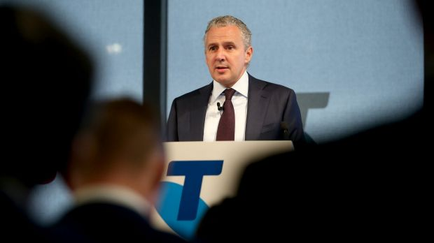 "Telstra's chief executive Andrew Penn  ""applauded"" the NBN's decision to prioritise customer experience and said the ..."