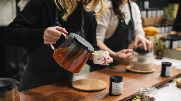 The interest in specialty teas is increasing, says festival co-founder Renee Creer.