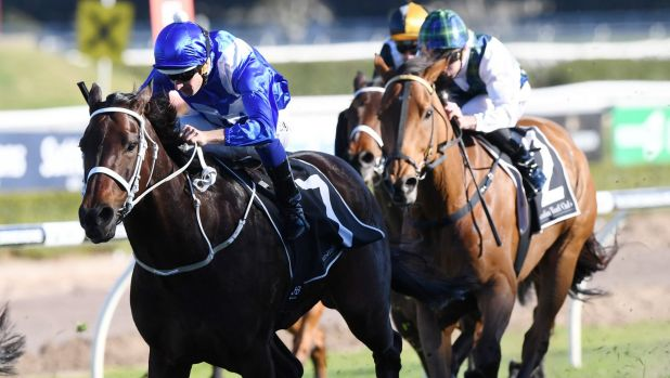 Winx racks up 18 straight wins in Randwick heart-stopper