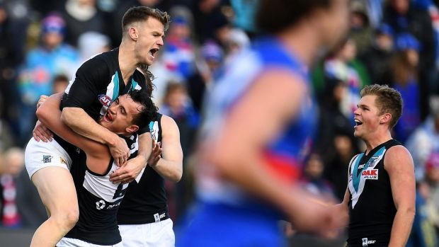 Robbie Gray of the Power