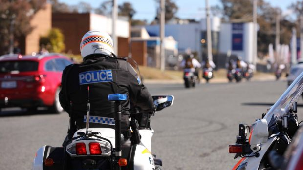 Police will monitor the bikies as part of Taskforce Nemesis.