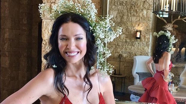 Erica Packer celebrates 40th birthday with lavish medieval dinner in Aspen