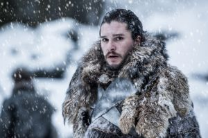 Jon Snow likes the idea of being King in the CBD North.