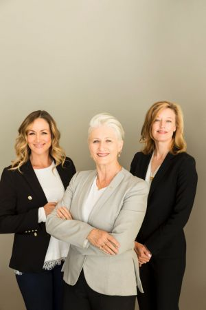 Kerryn Phelps with daughter and co-author, Jaime Rose Chambers and co-author, Dr Claudia Lee.