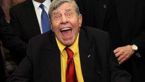Jerry Lewis, pictured in 2016.