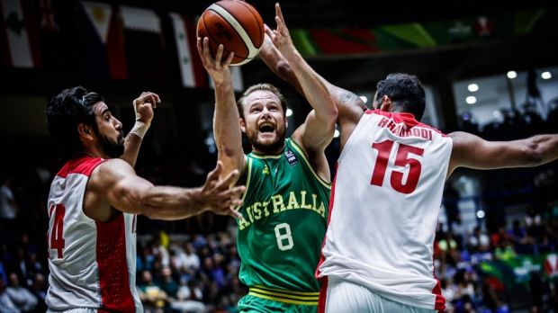 Australia's Boomers win Asian Cup of basketball in first appearance