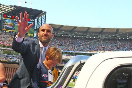 Chris Judd was surprised by two things in life after footy.