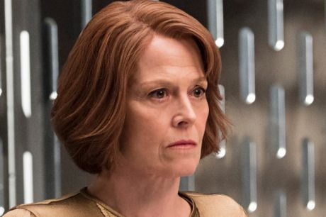 Sigourney Weaver considers her Alexandra Reid, who she plays in <i>The Defenders</I>, as an antagonist rather than a villain.