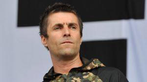 Liam Gallagher performs earlier this month in Chicago.
