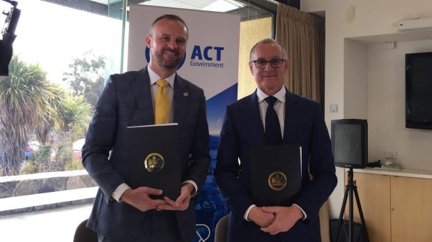 Northern Territory joins ACT, South Australia in space lobby efforts