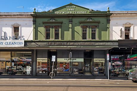 18th Century antiques dealer McPhee's Fine Antiques has put its store at 200-202 Chapel Street on the market with price ...