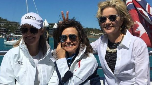 Doyle, Wilkinson and Sully get competitive at Audi Hamilton Island Race Week