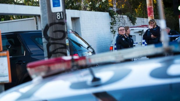 Police investigate deaths of man and woman in Kew home