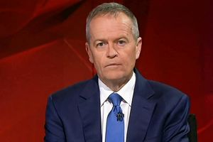 Shorten compared repeated questions over his citizenship status to the Obama birth certificate conspiracy.