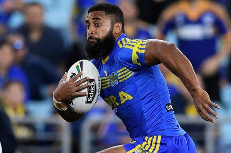 Finals trial: Michael Jennings and Parramatta are braced for a re-match against the Broncos.