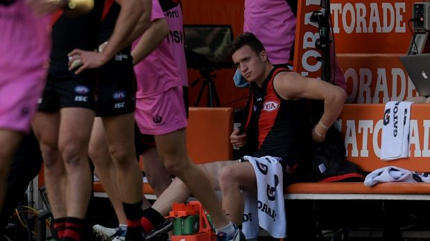 Orazio Fantasia has been sidelined with a hamstring injury since round 20.