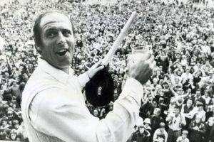 Geoff Boycott in 1977.