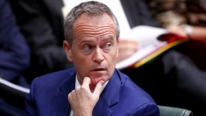 Bill Shorten says the government has lost the plot, but there could be truth to its $150 billion tax rise claim.
