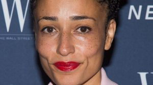 Zadie Smith has spoken about how foolish it is for young girls to waste time on beauty.