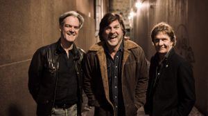 Three amigos: Tex, Don and Charlie drew heavily on their recent album <I>You Don't Know Lonely</I>.