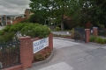 Several girls were suspended over an incident in which students were threatened in the bathroom at Killester  College.