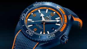 The Omega Planet Ocean Big Blue is just impressive out of the water.