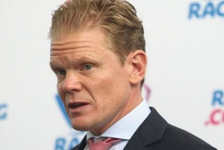 Racing.com CEO Andrew Catterall.