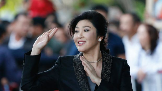 Ex-Thai PM Yingluck Shinawatra a wanted woman after court no-show