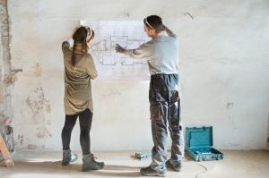 Experienced renovators will know their limitations.