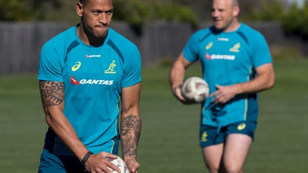 Michael Cheika Wields Wallabies Axe While All Blacks Forced Into Late Change