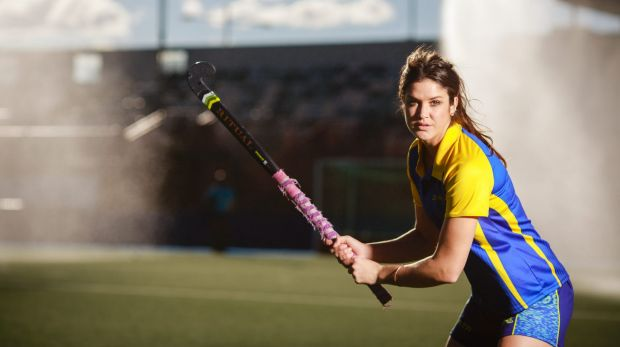 Anna Flanagan says she's ready for a Hockeyroos recall after 12 months away from the national side.