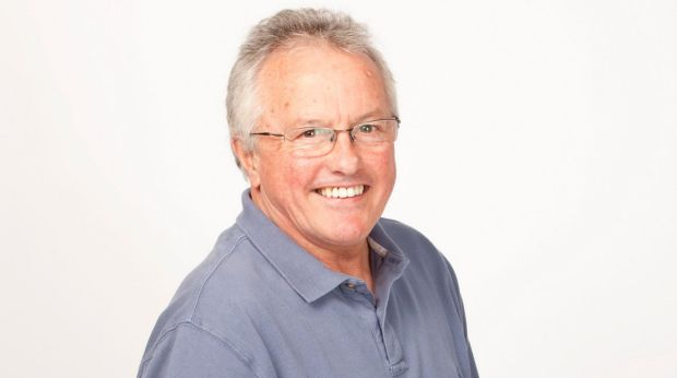 Veteran sports broadcaster Drew Morphett spent many years as a ABC presenter.