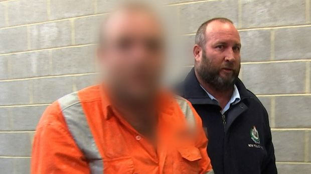 Central Coast man charged over camouflage attacks