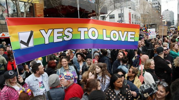 Labor to pressure PM if gay poll defeated