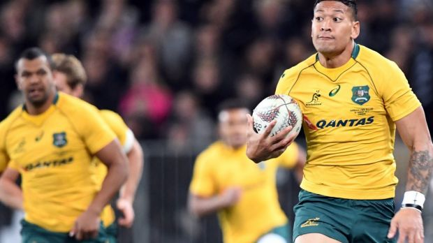 Thrilling draw for the Wallabies and Springboks in Perth
