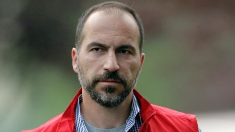 """""""None of this should have happened, and I will not make excuses for it"""": Uber CEO Dara Khosrowshahi."""