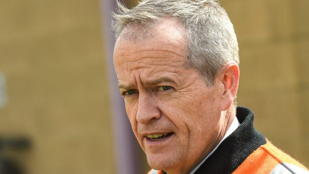 Bill Shorten said Malcolm Turnbull had given hurtful messages the green light.
