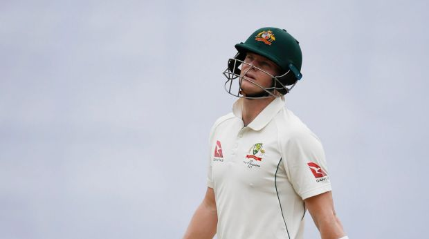 Australia's Batsmen Are Crumbling Again In First Test Against Bangladesh