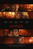 Poster for the film The Dinner.